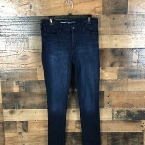 Old Navy Jeans - OLD NAVY JEANS ROCKSTAR MID RISE WITH STRETCH